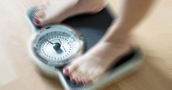 Get rid of extra pounds like this! To lose weight in a healthy way ...