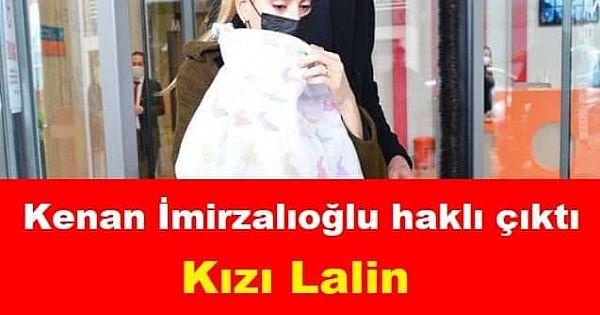 Kenan İmirzalıoğlu haklı çıktı k-ızı Lalin Sinem Kobal'ın kopyasıymış