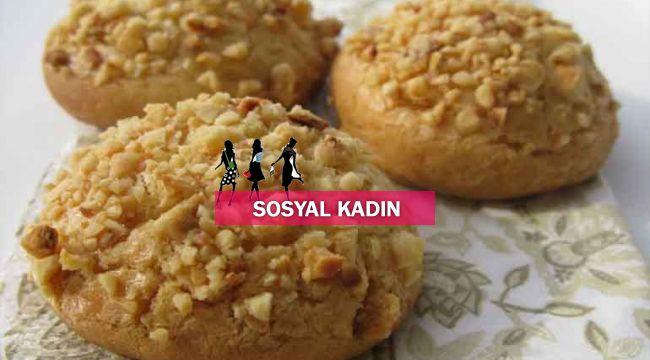 4 malzemeli kurabiye tarifi